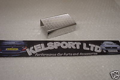 Citroen Saxo Peugeot 106 Small Fuse Box Cover Polished Stainless