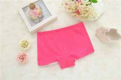 6 Pack Girls Boxer Shorts Underwear Briefs Cotton Knickers Age 2-10 Years 6