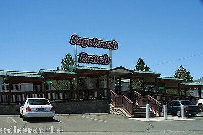 Brothel Collectors Whorehouse Chip Token Nevada Sagebrush Ranch Mound House