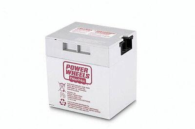 New Barbie Jammin Jeep Replacement Battery Power Wheels 12 Volt Mattel 3