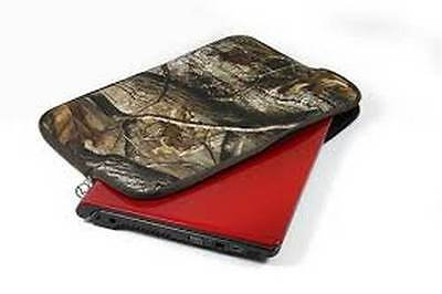 "Green or Pink Camo RealTree Laptop Sleeve Fits up to 15.6/"" laptop computer"