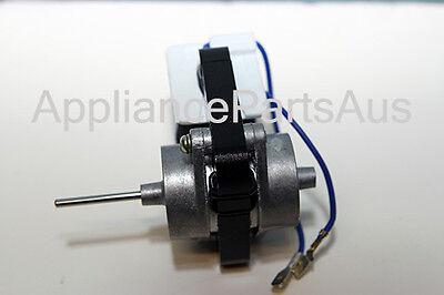 Frost Free Fridge Evaporator Fan Motor Universal [Reversible] 4