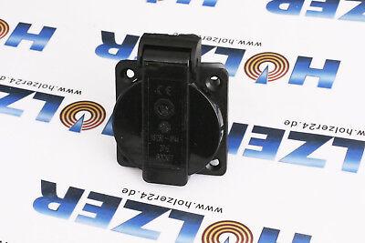 Neu, IP44 Schuko 230/250V 16A Einbausteckdose Steckdose Anbausteckdose Varianten