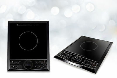 2000W Electric Induction Cooktop Portable Cooker Kitchen Hotplate Burner 3