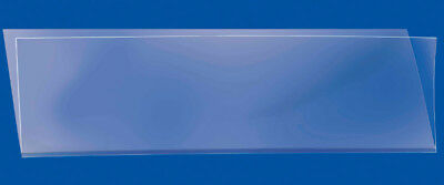 Prinz Stamp mounts strips 215mm long CLEAR backed per 25 2