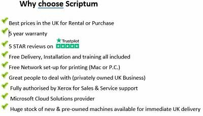 Xerox C9065 - £169 per month rental - Free Delivery & Installation, within M25 9