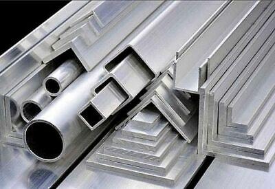 ALUMINIUM ROUND TUBE METRIC 6mm 8mm 10mm 12mm 13mm 14mm 15mm 16mm 18mm 19mm 7
