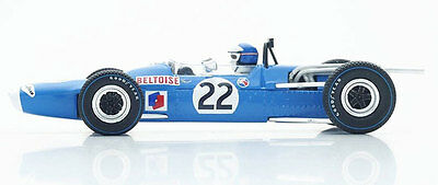 Matra MS7 n.22 7th Mexican GP 1967 Jean-Pierre Beltoise S4289 Spark 1:43 New