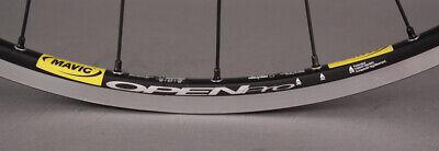 Mavic Open Pro Road 700c Wheelset BLACK 32h Shimano 105 5800 8-11 Speed Hubs