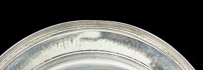 International 1924 Wedgwood Pattern Sterling Silver Low Footed Cake Plate #H86 8