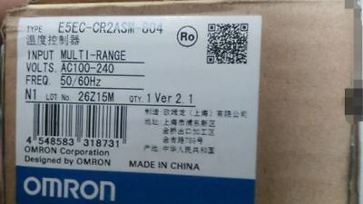 Fst E5EC-CR2ASM-804  1PC New OMRON Temperature Controller 100-240VAC 2