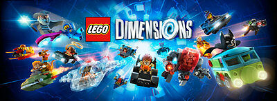 Lego Dimensions Level Pack Team Pack Fun Pack 2