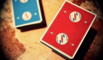 CARTE DA GIOCO SKY ISLAND,poker size