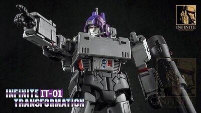 Transformers Megatron MP-36 Masterpiece Destron Leader Action Figure Geschenken