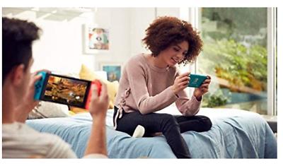 Nintendo Console Switch Lite Colore Turchese Garanzia Italia 24 Mesi 7