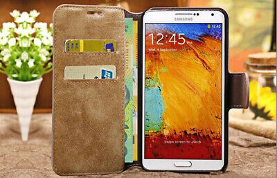 Wallet  Case Cover For Samsung Galaxy S5 S6 S7 S7edge S8 plus S9 Note 8 9 Purse 2