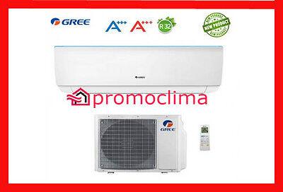 Climatizzatore Condizionatore Gree Inverter Bora 9000 Btu Classe A++ R32 New 2