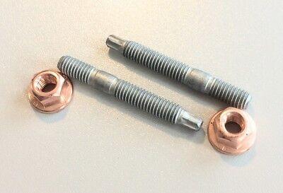 5 Stück Stiftschraube Stehbolzen Bolzen  M6x46 M6x45// M6x40 Torx-Kopf