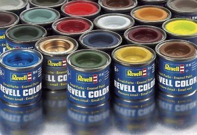 Revell 14ml Enamel Paints - Numbers: 90 to 752 (Part 2)  Find complete selection 2