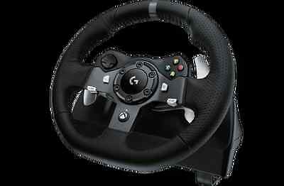 LOGITECH G920 DRIVING FORCE RACING WHEEL for XBOX ONE & PC 3