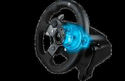 LOGITECH G920 DRIVING FORCE RACING WHEEL for XBOX ONE & PC 4