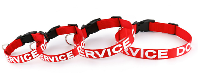 ALL ACCESS CANINE™ Service Dog - Emotional Support Animal ESA Dog Collar and Tag 10
