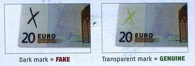 Falschgeld Prüfstift Safescan 30, Geldscheinprüfer, Geldprüfer 3
