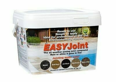 EasyJoint | Jointing Compound | Patio Pointing | Paving Mortar | Grout | 12.5Kg 3