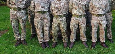 NEW BRITISH MILITARY Working Dress Belt ALL SIZES Army