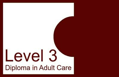 Nvq / Qcf Diploma Level 3 Health And Social Care Answers Help 9 Mandatory Units 2