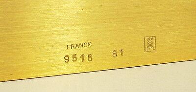 Clock Lavigne Pendulum Napoleon III Bronze H:24 cm 5,5 kg Wide Clock c1980 8