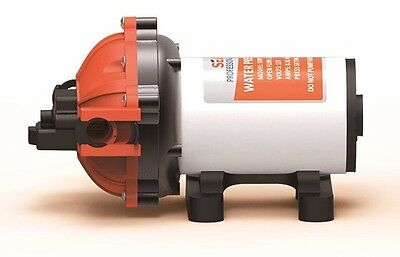 SEAFLO 12V 60 PSI 5 0 GPM Water Pump Boat 4 Year Warranty! Quick Connect  Marine