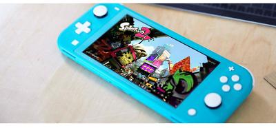 Nintendo Console Switch Lite Colore Turchese Garanzia Italia 24 Mesi 4
