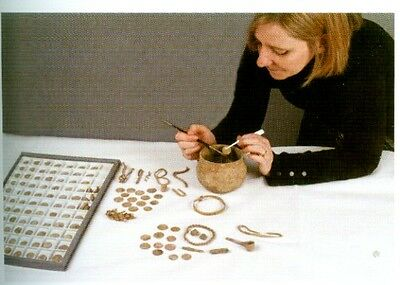 Vale of York Hoard Saxon Viking Treasure Gold Silver Jewelry Coins Thor Arab Jew 4