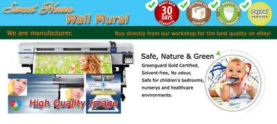 Rural Concise Light 3D Full Wall Mural Photo Wallpaper Printing Home Kids Decor 6