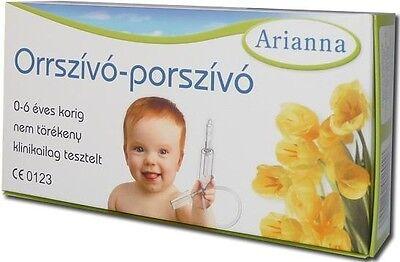 Baby Vac Nasal Vacuum Aspirator Suction Nose Cleaner Arianna Katarek 2
