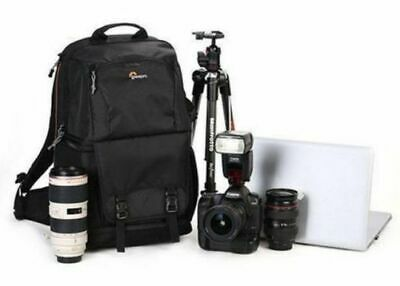 Lowepro Fastpack BP 250 AW II Photo Backpack Bag for Camera, New, BLACK 4