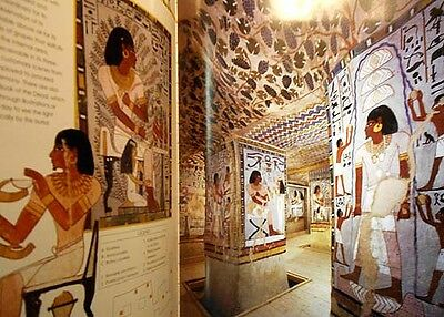 Thebes Karnak Luxor Egypt Valley of Kings Tombs Pharaohs Treasures Ramsses Seti 2