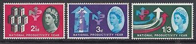 GB QE2 1953 to 1967 Predecimal Commemorative Sets MNH. Choice of Sets. 9