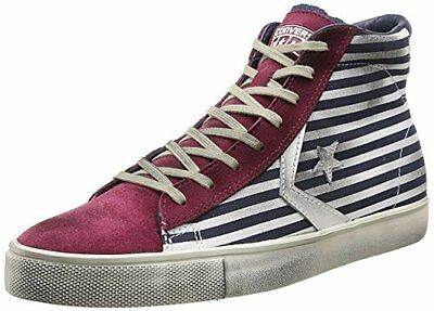 converse lifestyle pro leather vulc distressed mid