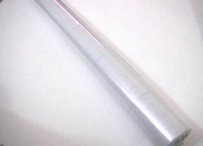 Self Adhesive Clear Sticky Back Plastic Vinyl - Various Lengths & Sizes - Fablon 5