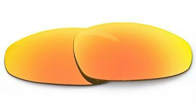 cec43f456a ... New Polarized Custom Fire Red Lens For Oakley Juliet Sunglasses 5