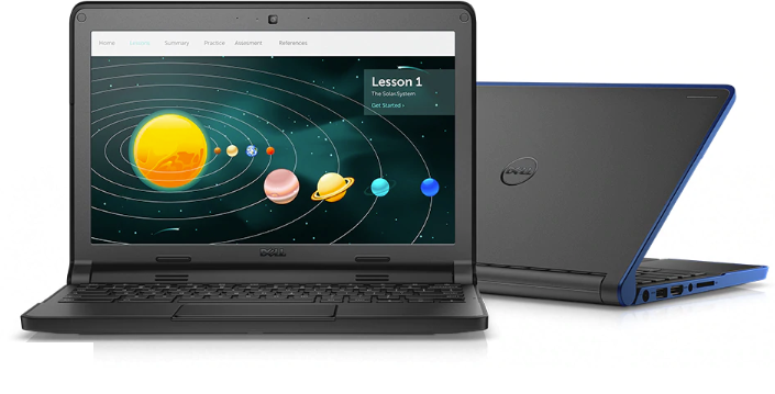 Dell Chromebook 11 TOUCHSCREEN Students Laptop Computer Dual Core SSD WiFi HDMI 6