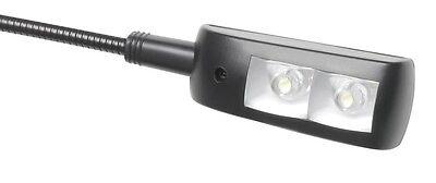 10 Stück LED USB Mixerlampe Pultlampe Schwanenhalslampe ADAM HALL SLED 1 USB PRO