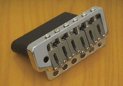 *NEW Wilkinson Vintage TREMOLO for Fender Stratocaster Strat Chrome WVP6-CR