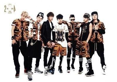 BTS [2 COOL 4 SKOOL] 1st Single Album CD+Photo Book+GIFT CARD K-POP SEALED