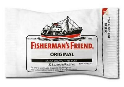 24 Fisherman's Friend Originale Super Resistente Pastiglie 25g 3