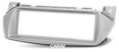 Carav 11-256 Car Radio Faceplate Facia Fascia for Nissan Pixo Suzuki Alto Din