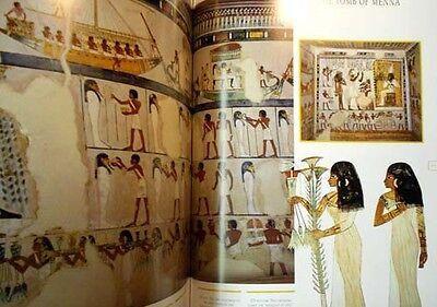 Thebes Karnak Luxor Egypt Valley of Kings Tombs Pharaohs Treasures Ramsses Seti 4