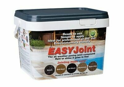 EasyJoint | Jointing Compound | Patio Pointing | Paving Mortar | Grout | 12.5Kg 4